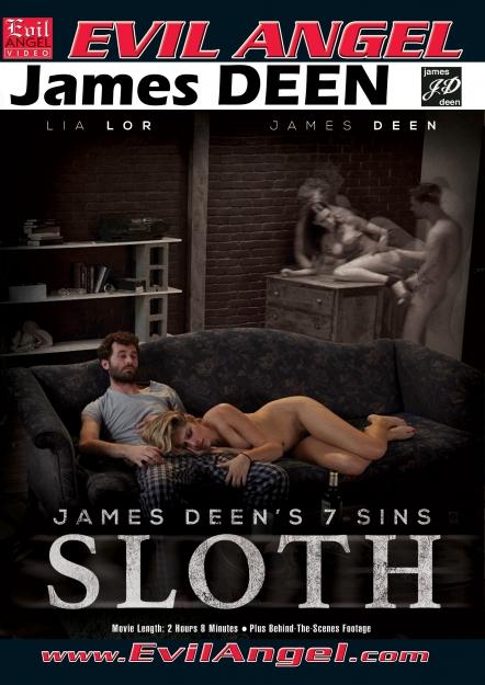 James Deen's 7 Sins - SLOTH DVD