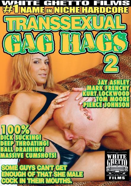 Transsexual Gag Hags #02