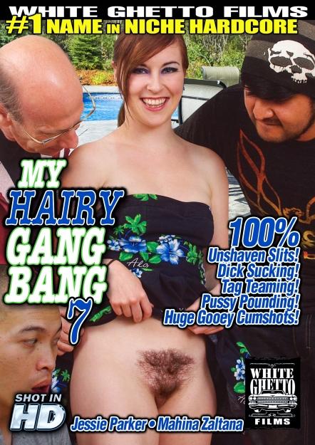 My Hairy Gang Bang #07