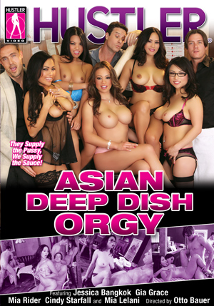Asian Deep Dish Orgy DVD