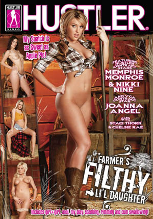 Farmer's Filthy Li'l Daughter DVD