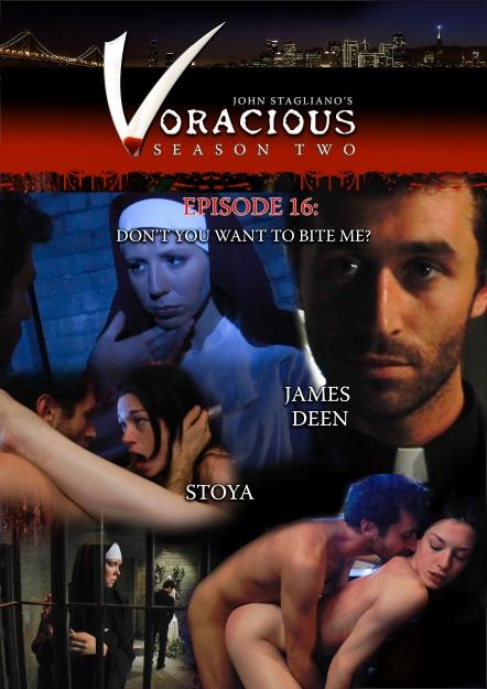 Voracious - Season 02 Episode 16 DVD