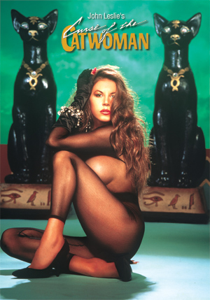 Curse of the Catwoman DVD