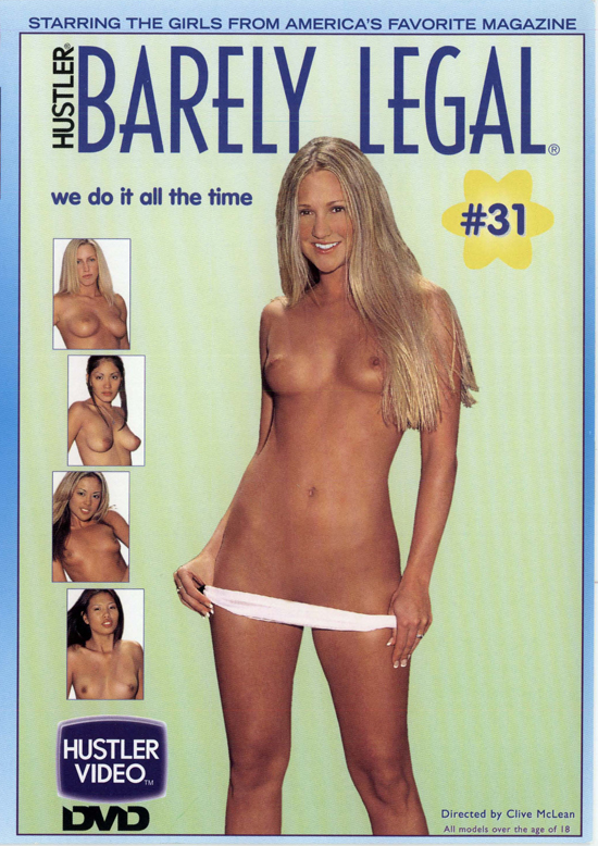 Barely Legal #31 DVD