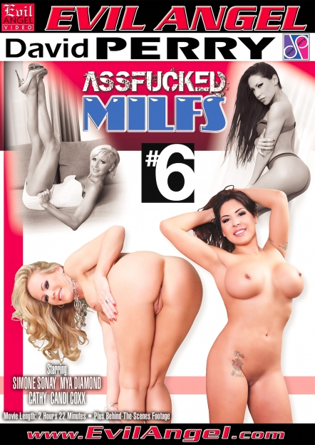 AssFucked MILFs #06