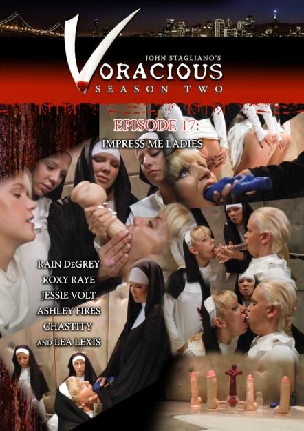 Voracious - Season 02 Episode 17 DVD