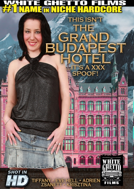 This Isn't Grand Budapest Hotel It's A XXX Spoof! DVD