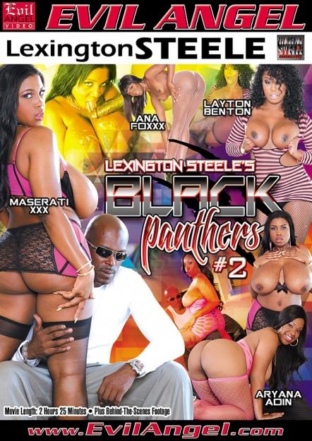Black Panthers #02 DVD