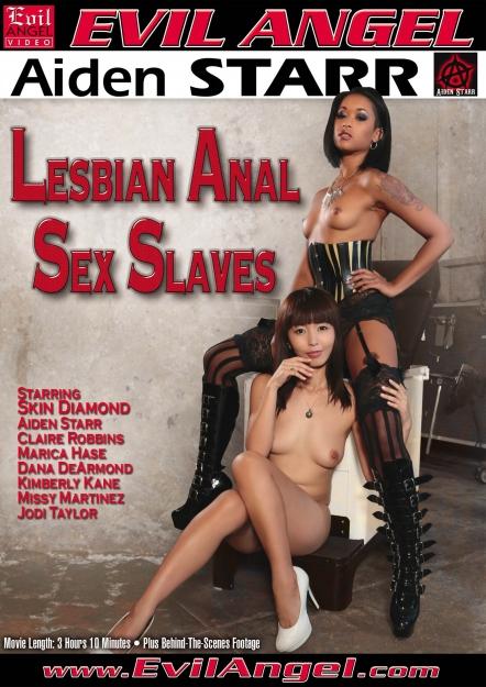 Lesbian Anal Sex Slaves DVD