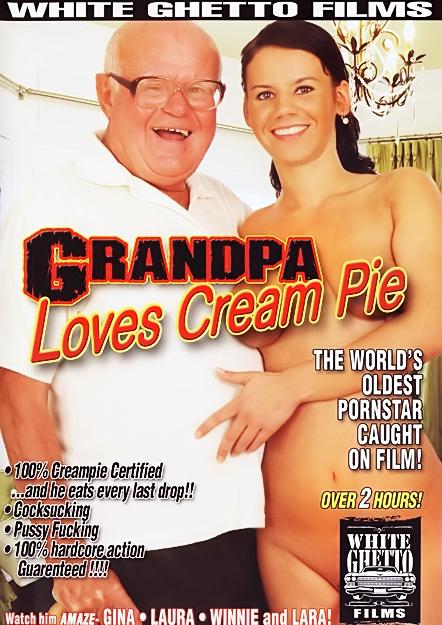 Grandpa Loves Cream Pie