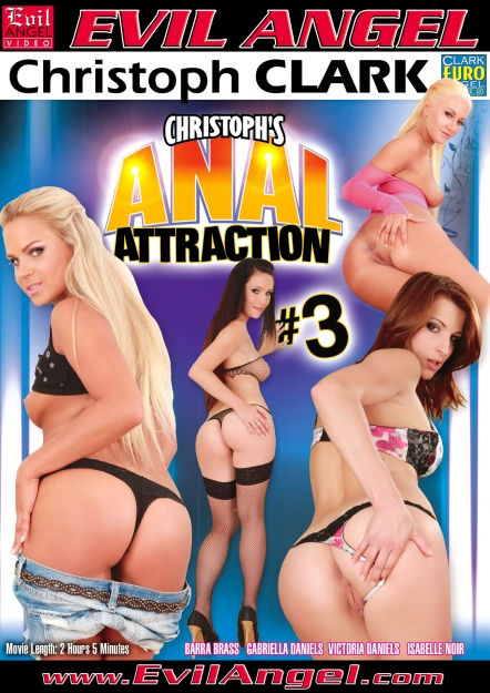 Christoph's Anal Attraction #03 DVD