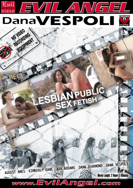 Lesbian Public Sex Fetish DVD