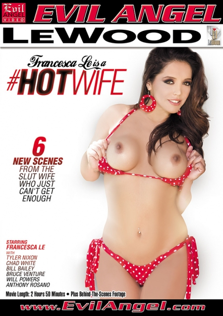 Francesca Le Is A Hot Wife DVD