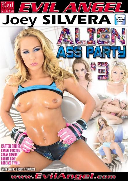 Alien Ass Party #03