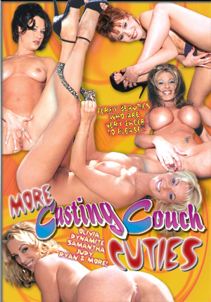 More Casting Couch Cuties DVD