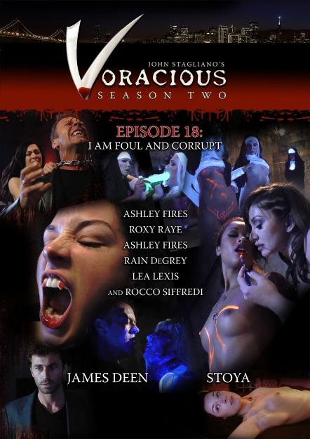 Voracious - Season 02 Episode 18 DVD
