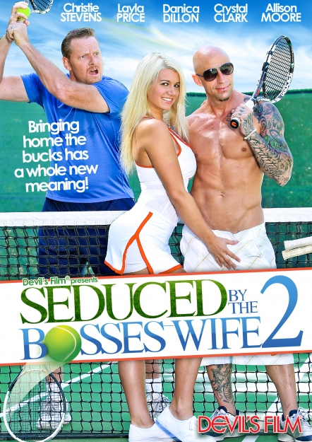 Seduced By The Boss's Wife #02 DVD