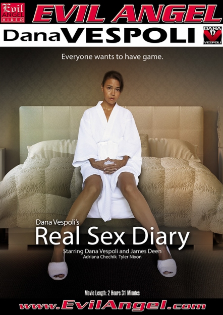 Dana Vespoli's Real Sex Diary DVD