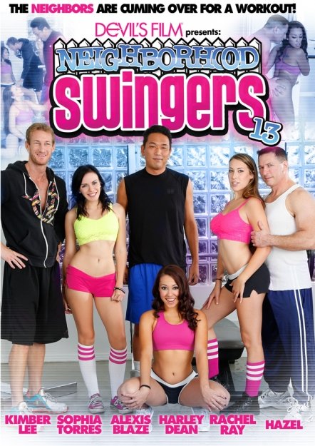 Neighborhood Swingers #13 DVD