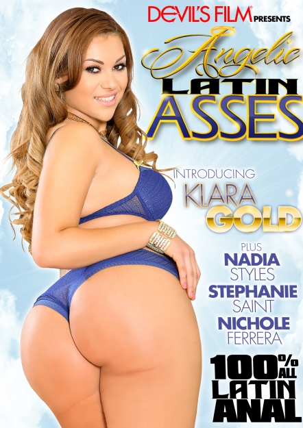 Angelic Latin Asses DVD