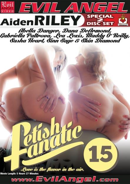 Fetish Fanatic #15 DVD