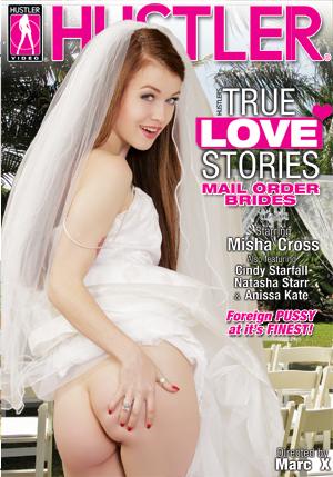 Hustler's True Love Stories - Mail Order Brides DVD