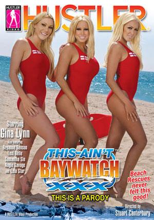 This Ain't Baywatch XXX DVD