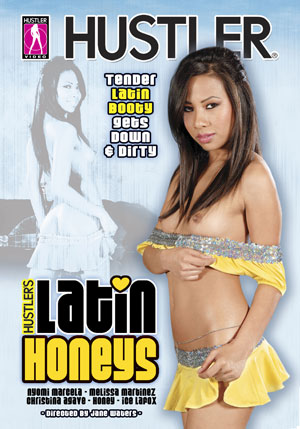 Hustler's Latin Honeys DVD