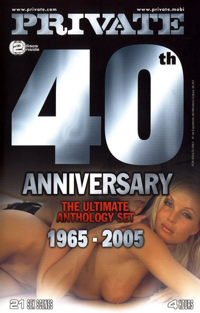 40th Anniversary The Ultimate Anthology Set 1965 2005 part2 DVD