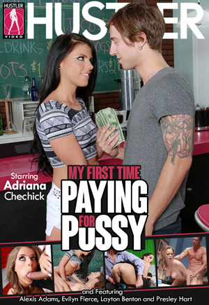My First Time Paying For Pussy DVD