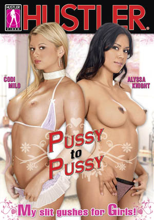 Pussy to Pussy DVD