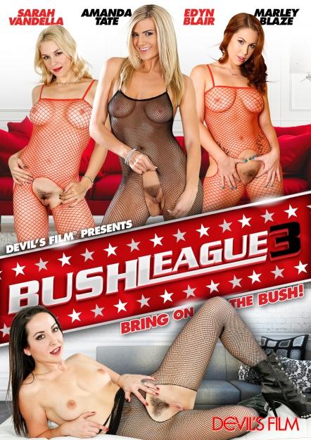 Bush League #03 DVD