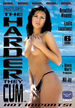 Harder They Cum #1 DVD