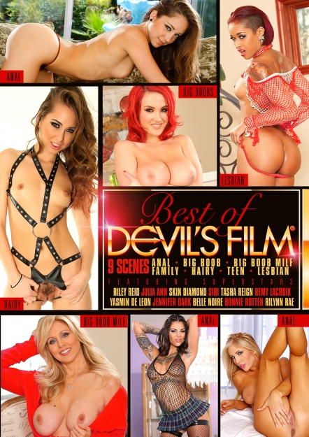Best Of Devil's Film DVD