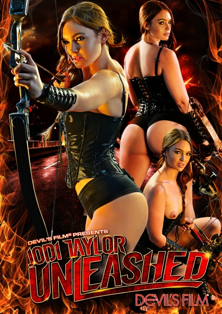 Jodi Taylor Unleashed DVD