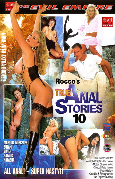 True Anal Stories #10 DVD