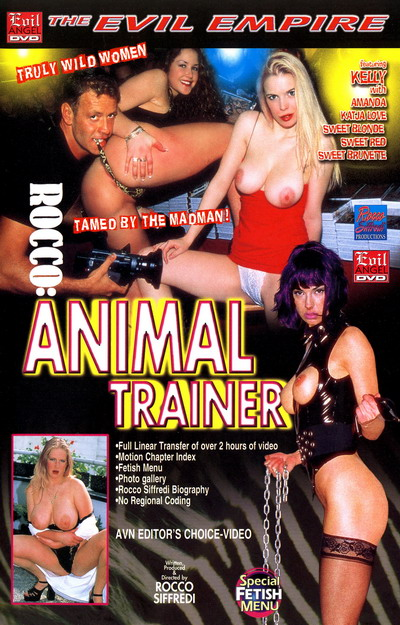 Animal Trainer #01 DVD