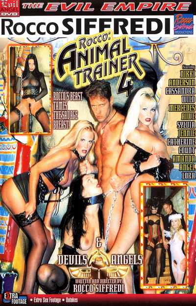 Animal Trainer #04 DVD