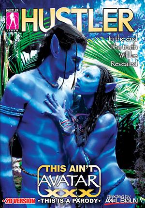 This Ain't Avatar XXX DVD