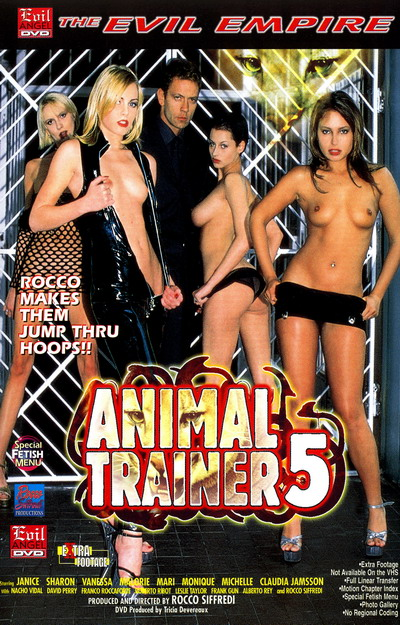 Animal Trainer #05 DVD