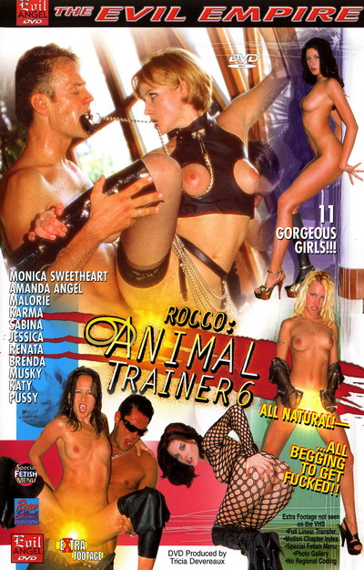 Animal Trainer #06 DVD
