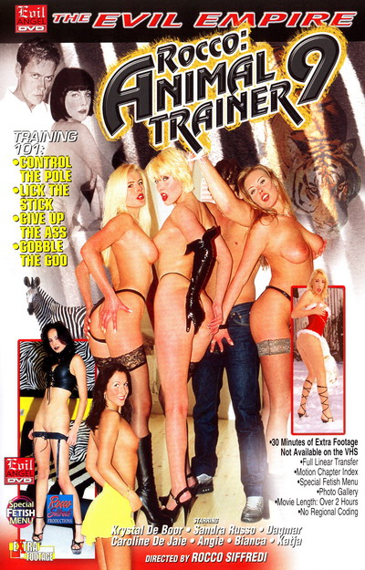 Animal Trainer #09 DVD