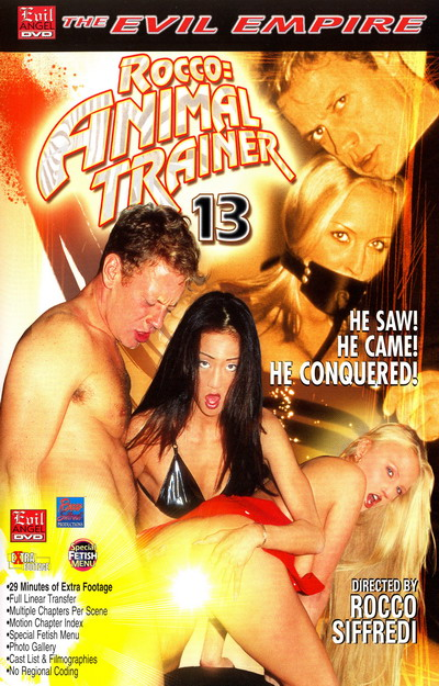 Animal Trainer #13 DVD