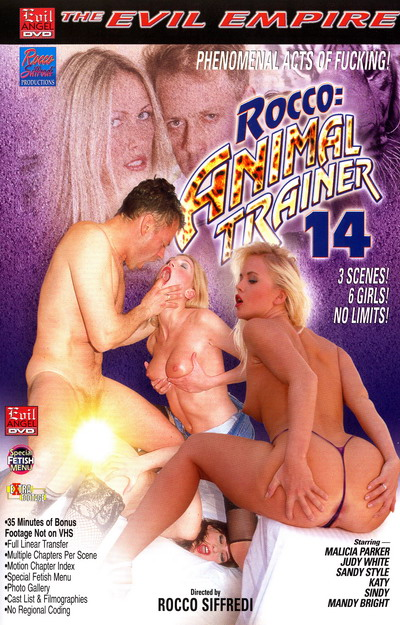 Animal Trainer #14 DVD
