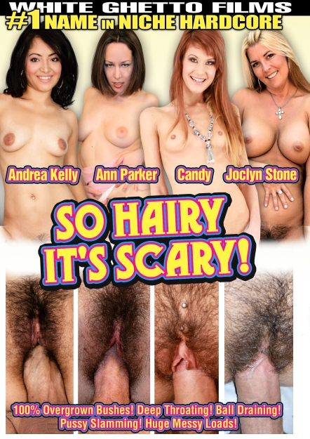 So Hairy It's Scary