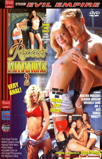 Initiations #02 DVD