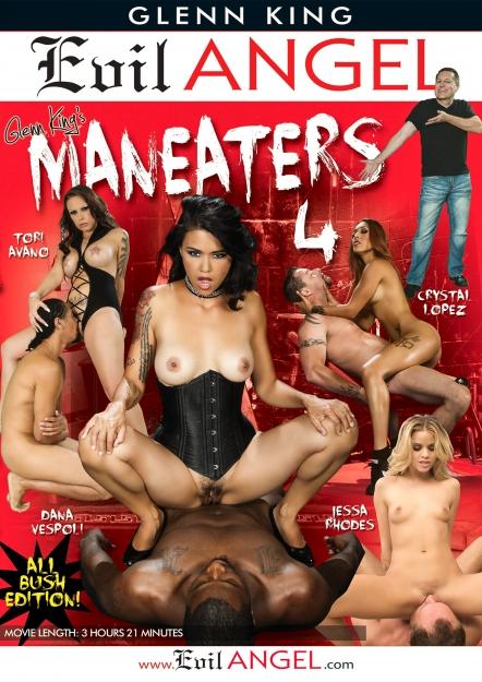 Glenn King's Maneaters 4: All Bush Edition! DVD