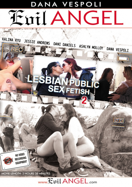 Lesbian Public Sex Fetish #02 DVD