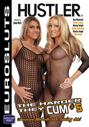 Harder They Cum #5 DVD