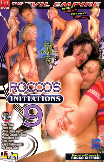 Initiations #09 DVD